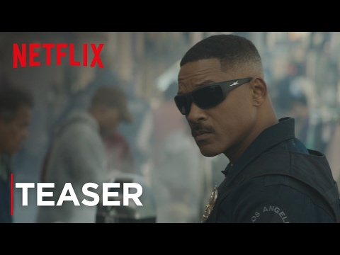 "Thumbnail image for 'Netflix Releases ""Bright"" Teaser Starring Will Smith'"