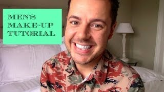 Men's Make Up Tutorial - Jules Heptonstall Thumbnail