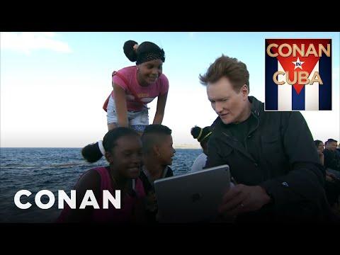 PREVIEW: Conan In Cuba  - CONAN on TBS