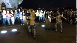 Очень красивый танец Kizomba Semba Hypnosis for male eyes (смотреть до конца)