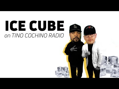 Tino Cochino Radio - Ice Cube Talks Personal Corruption, Relationship With Dr. Dre & More!