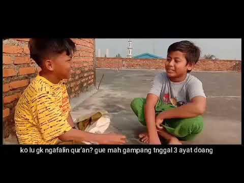 Film Pendek Santri Raudhoh Saling Mengingatkan