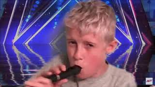My americas got talent audition that was erased from history