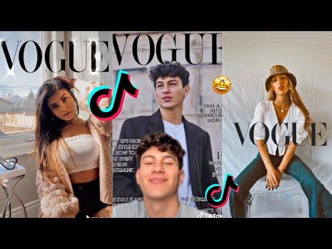 Vogue Challenge | TikTok Compilation