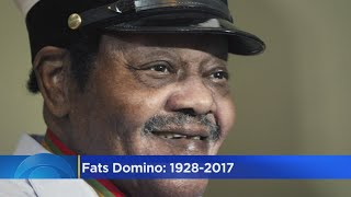Rock N' Roll Pioneer Fats Domino Dead At 89