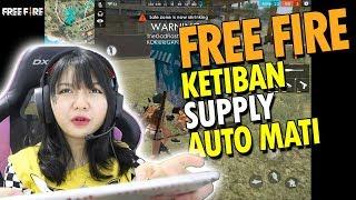 PRANK KETIBAN SUPPLY LANGSUNG MATI WKWKKW - FREE FIRE INDONESIA