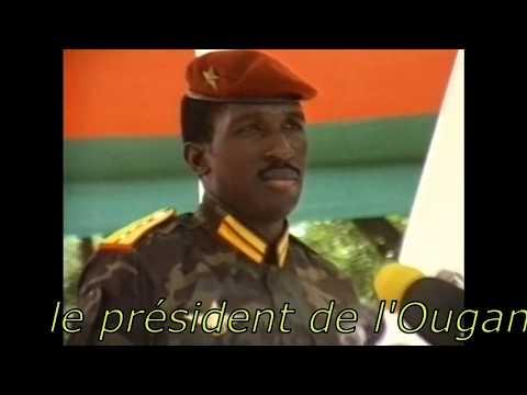 THOMAS SANKARA discours officiel 4 AOUT 1986