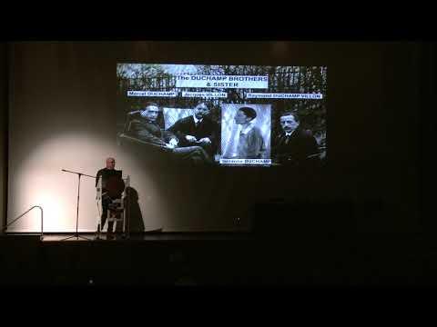 Maurice Benayoun Speech