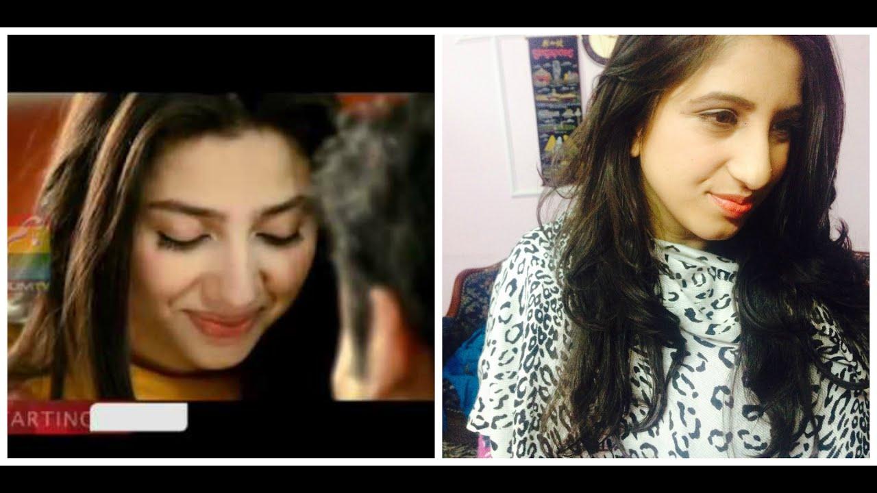 Mahira Khan Makeup Tutorial Humsafar Youtube