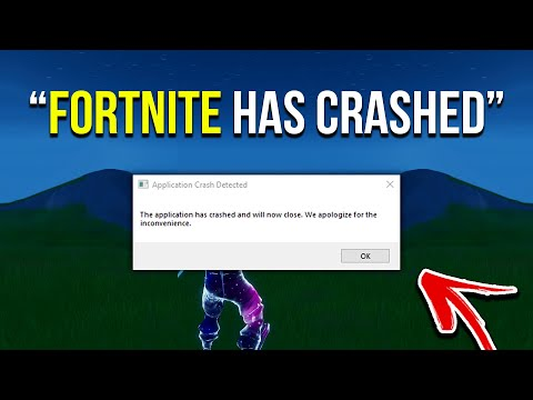 Fix All Fortnite Crashes By Changing This ONE Setting!