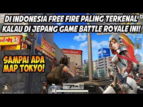 Game Battle Royale Paling Terkenal di Jepang Sampai Ada Map Tokyo! (Android/iOS/PC)