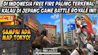 Game Battle Royale Paling Terkenal di Jepang Sampai Ada Map Tokyo! (Android/iOS/PC)