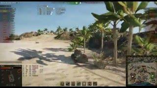 Бой на Т-34-85 Rudy (4 танкиста и собака)