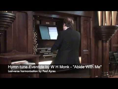 Abide with me Eventide lastverse harmonisation