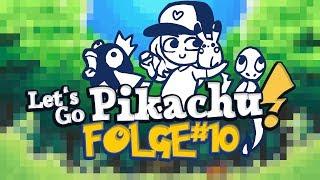 Pikachu schenkt mir bitte was?! 🌌 #10 Pokémon Let's Go Pikachu
