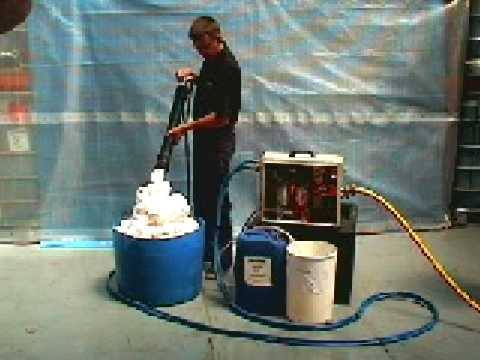 Propump Foam Generator Youtube