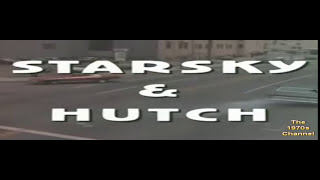 Starsky And Hutch TV Intro Season 1