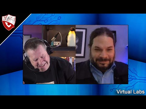 Virtual Labs - Secure Digital Life #58