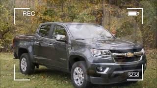 THE BEST!! 2018 Chevrolet Colorado 4Dr 4Wd Crew Cab 140 5 Slt