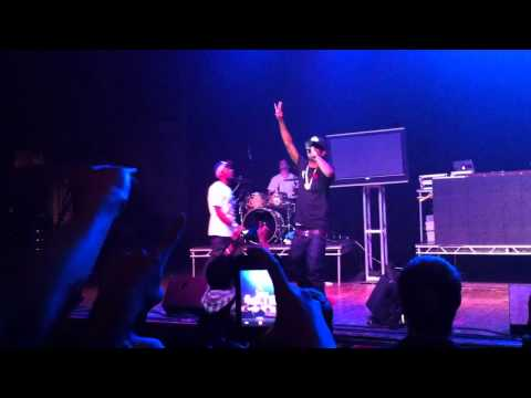 Too Fake- Big Sean feat. Chiddy Bang (Live)