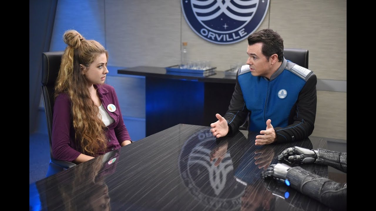 Download Orville Episode 7: Majority Rules, my thoughts