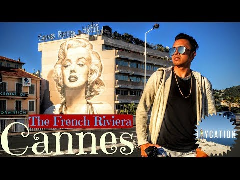 CANNES FRANCE TRAVEL GUIDE | THE FRENCH RIVIERA