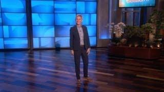 Ellen Takes Things Literally