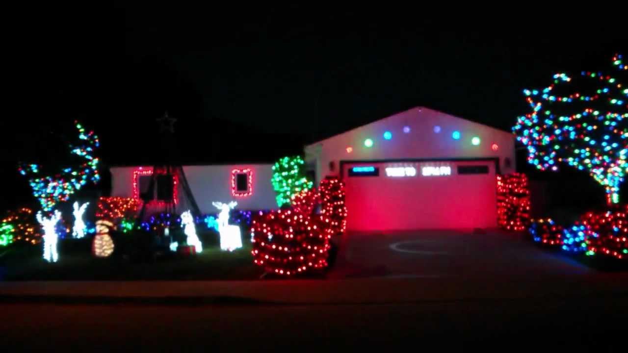 Charlie Brown Christmas Lights