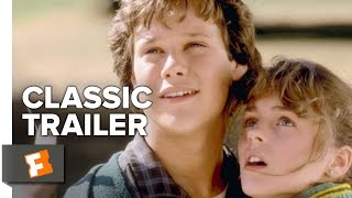the boy who could fly 1986 official trailer   lucy deakins jay underwood drama movie hd
