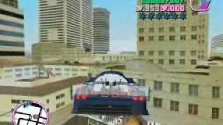GTA: Vice City Flying Car Mod