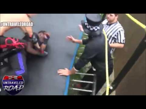 Backyard Wrestling Top 5 BYW Matches of September 2016