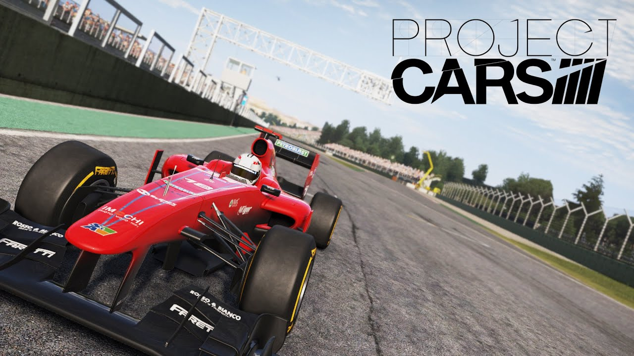 Project Cars Gameplay - CLASSIC & MODERN F1 Gameplay - YouTube
