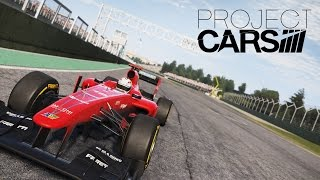 Project Cars Gameplay - CLASSIC & MODERN F1 Gameplay