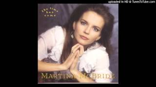 Watch Martina McBride I Cant Sleep video
