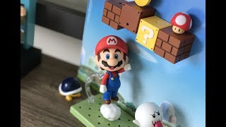SUPER MARIO BROS Mario Nendoroid Action Figure 10 CM GOOD SMILE COMPANY