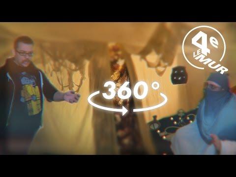 [ Le 4ème mur ] LES VIDÉOS 360 DEGRÉS