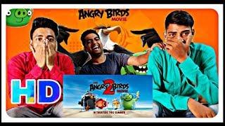 Angry Bird 2 Trailer | Hindi trailer | kapil Sharma | Archna Puran singh| indian reaction |