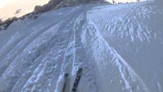 GoPro Hero 3 - Powder Skiing, Chamonix, Mont. Blanc