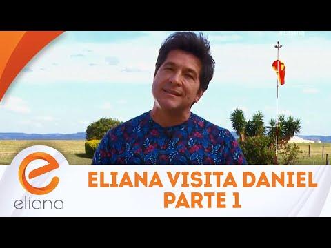 Eliana visita Daniel - Parte 1 | Programa Eliana (29/04/18)