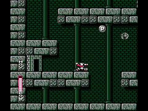 NES Longplay [240] Blaster Master