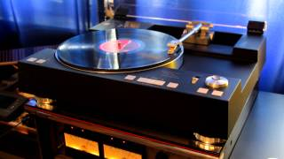 Yamaha PX-1 Linear Tracking Turntable