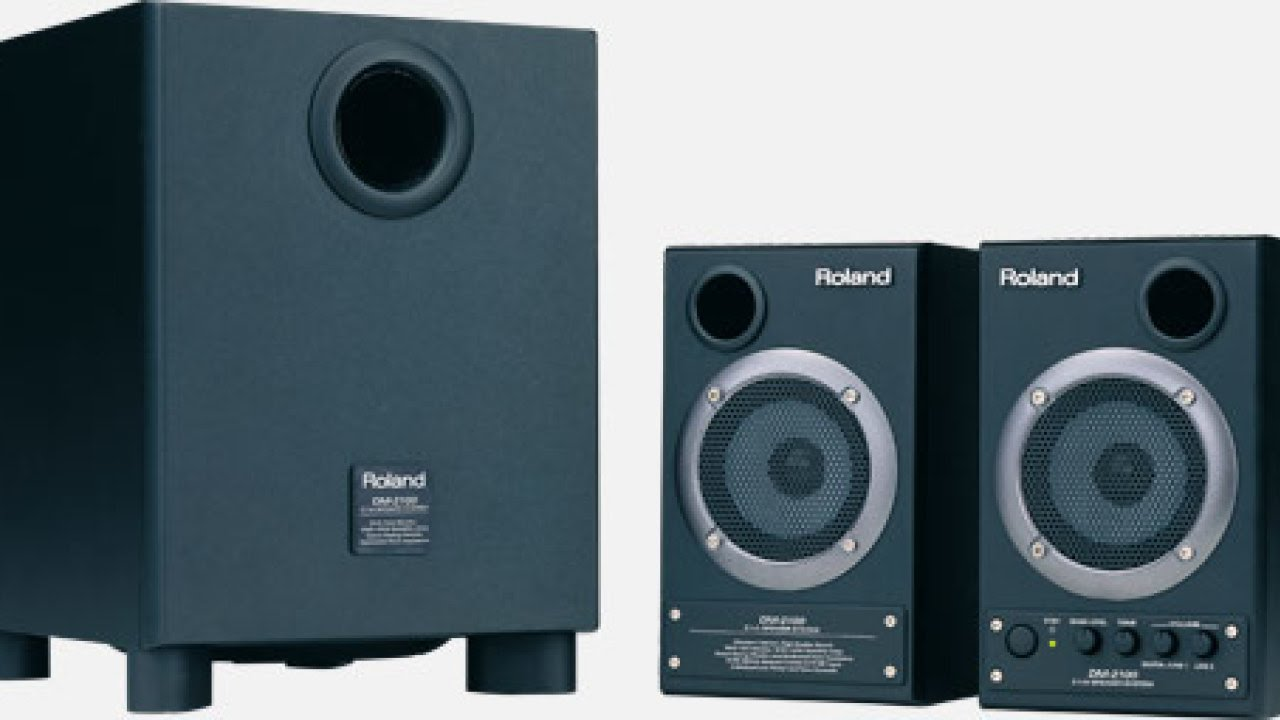 roland dm2100 2 1 studio monitor test review youtube rh youtube com User ID and Password DM Guide.pdf