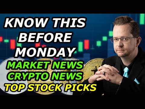 KNOW THIS BEFORE MONDAY – Stock Market News, Cryptocurrencies, Top Stocks for Monday, Sept 27, 2021