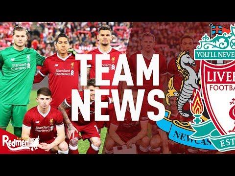 Newcastle v Liverpool | #LFC Team News LIVE