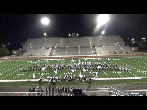 """Rio Grande City Marching Band 2017 """"Unfinished"""" Tri-City Classic Finals"""
