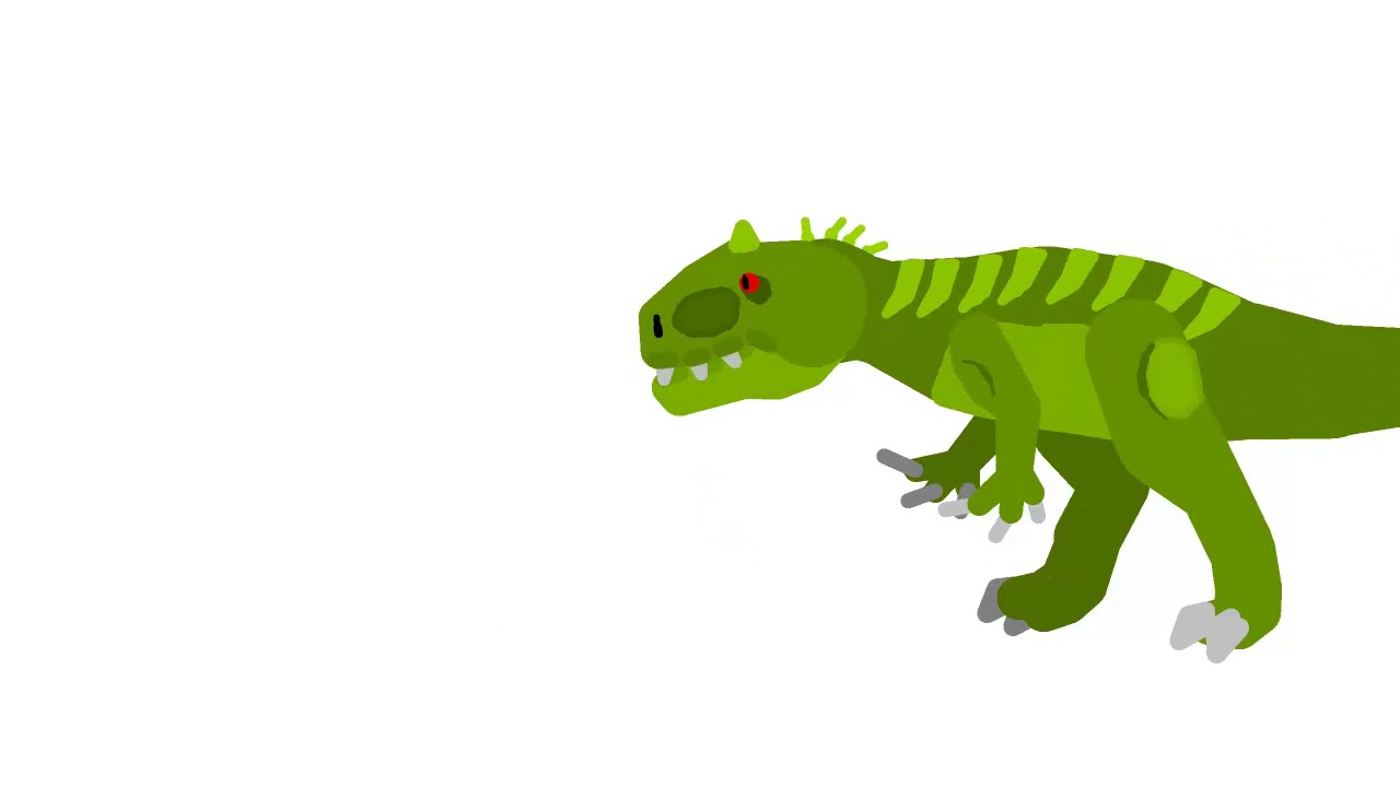 Giganotosaurus stick