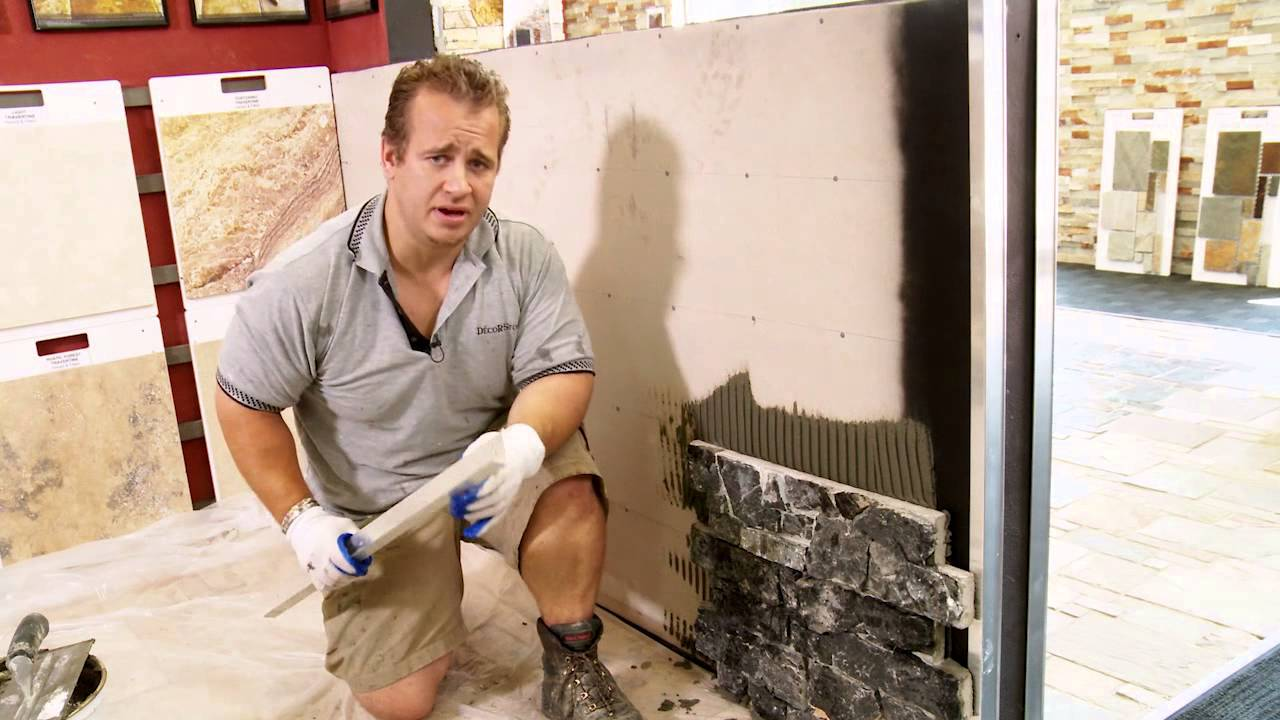 New Video How To Apply Ledge Stone New Application