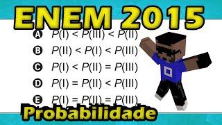 (Enem 2015/2016) Questão 175 Resolvida Matemática (Gabarito/Correção)