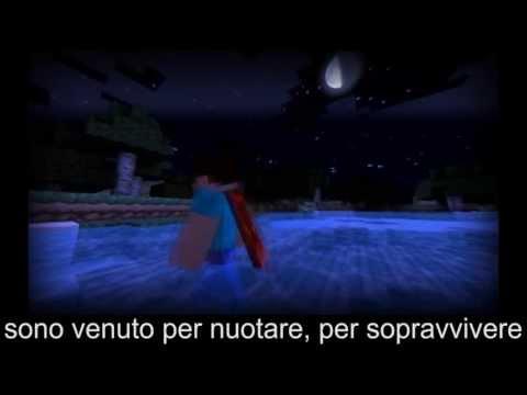 "Minecraft: ♪ ""Mine"" (Sub. ITA) (Fly Parody)"