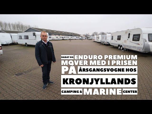 Rabat og Enduro Premium mover med i prisen på årgangsvogne